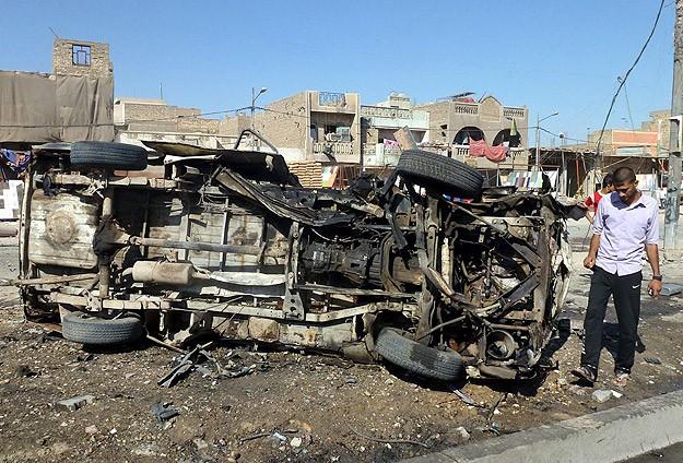 Irak'ta bombalı saldırılar: 38 ölü, 130 yaralı
