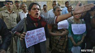 Hindistan'da Amerikalı turiste toplu tecavüz
