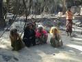 Görgü tanıkları Myanmar'daki köy baskınını AA'ya anlattı