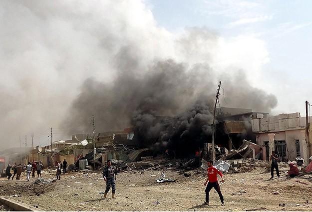Irak'ta şiddet