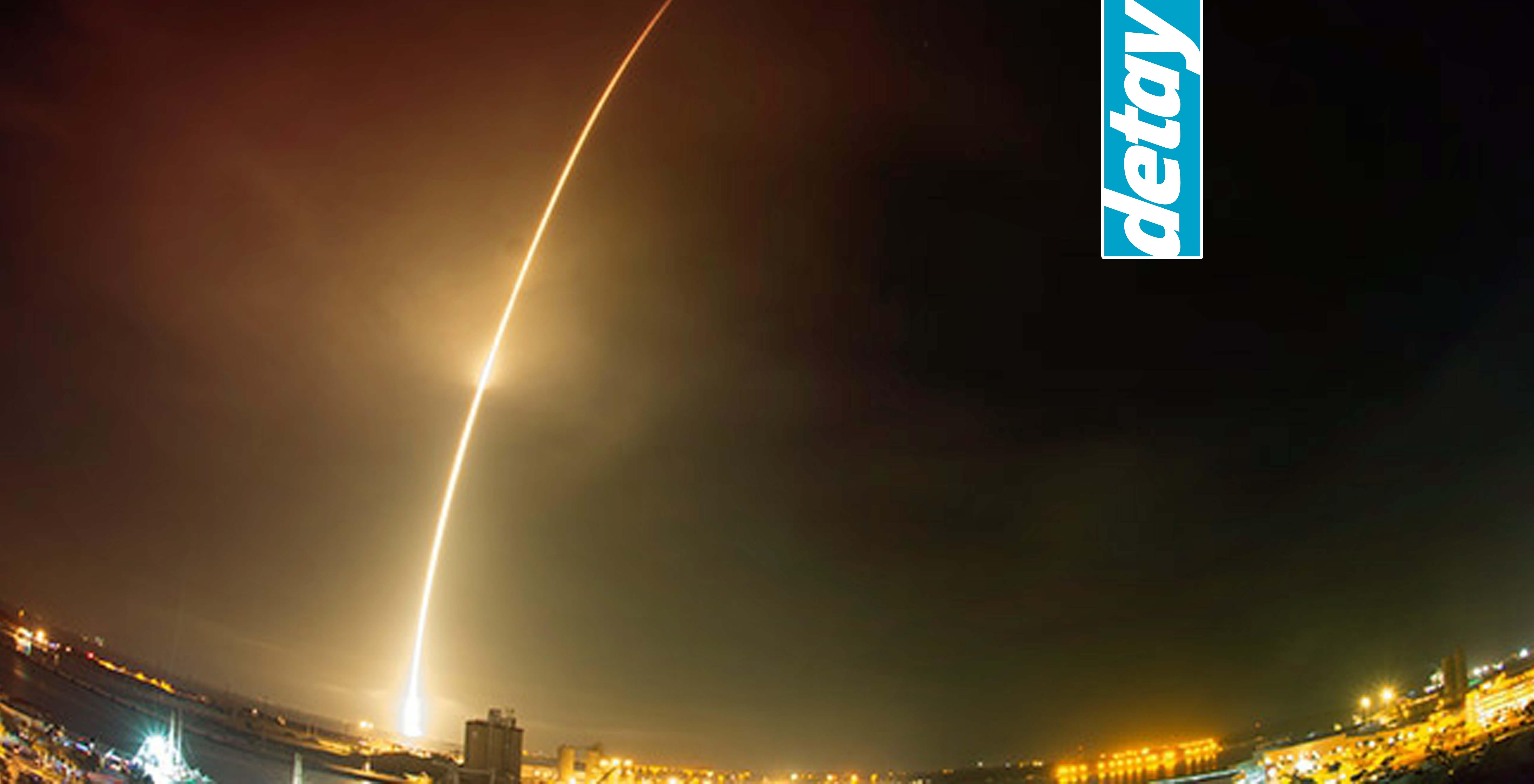SpaceX'ten tarihi başarı