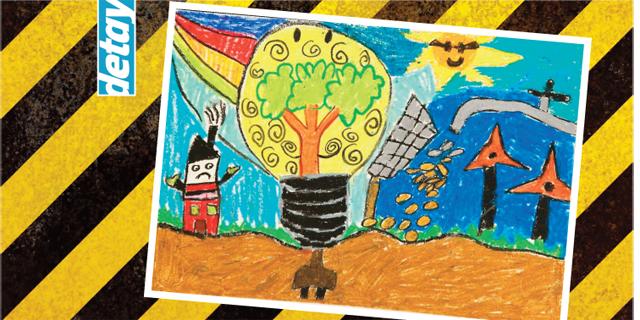 """Türk Bankası'nın """"Geleceğe de kalsın"""" resim yarışması sonuçlandı"""
