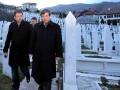 Bosnalı kardeşlerimizin yanındayız