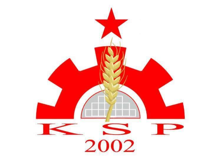 """KSP: """"2016'yı Barış için mücadele yılına dönüştürelim"""""""