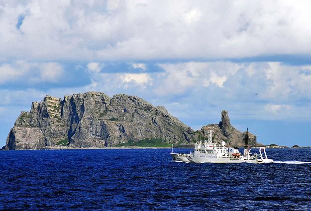 """Çin """"tartışmalı adalar"""" konusunda ABD'yi uyardı"""
