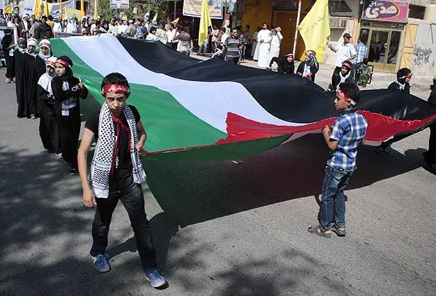 """Irak'ta """"Dünya Kudüs Günü"""" gösterileri"""