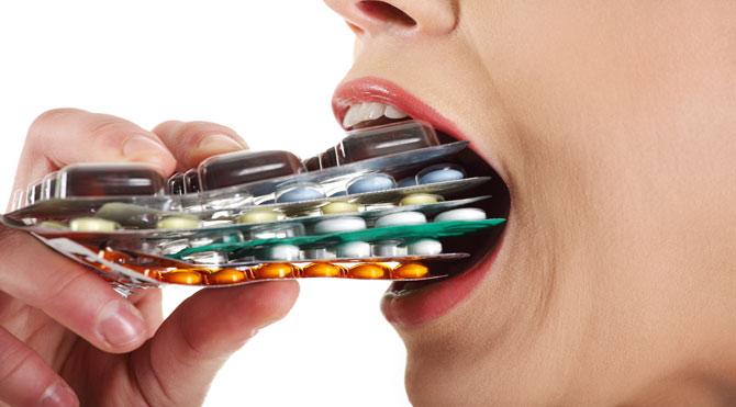 Antibiyotiklerin reçetele satılması kararı
