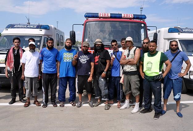 İngiltere'den Suriye'ye insani yardım konvoyu