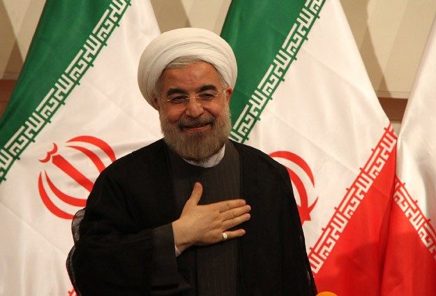 Hasam Ruhani resmen göreve başladı