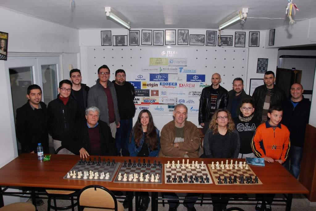 Piramit Satranç Turnuvası başladı