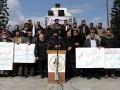 Gazzeli polis ve milletvekillerinden ölüm ablukası isyanı