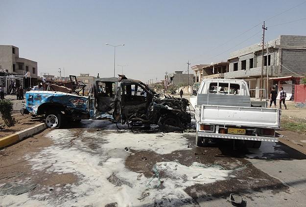 Irak'ta patlamalar: 7 ölü, 28 yaralı