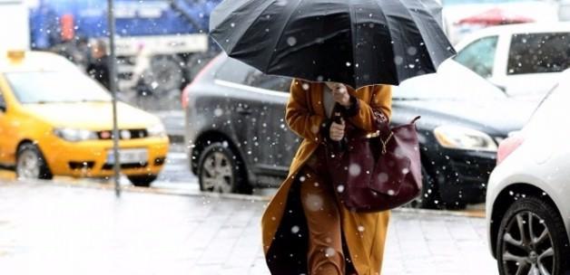 En çok yağış Kalkanlı'ya düştür