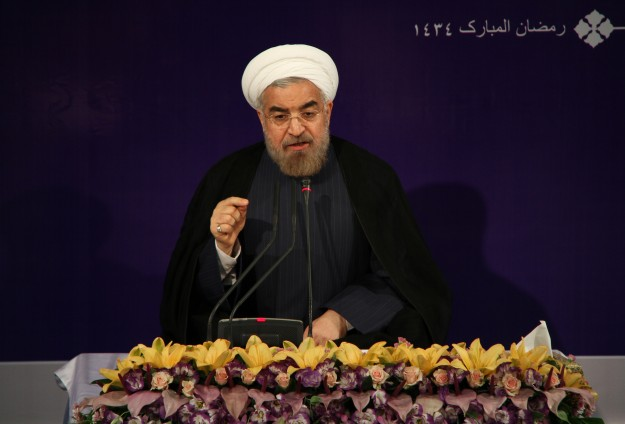 İran'dan ABD'ye müzakere mesajı