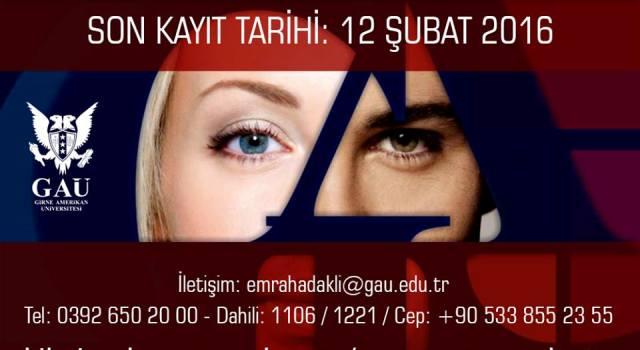 GAÜ-SEM, İngilizce Öğretmenliği KPSS alan Sınavına Hazırlık Kursu