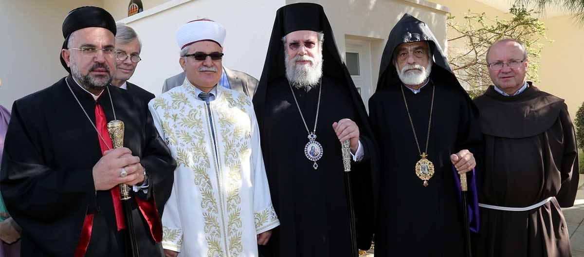 Dini liderler görüşmesi