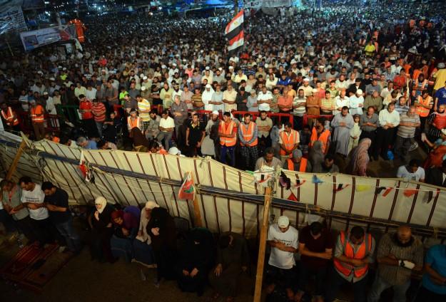 İngiliz Avam Kamarası heyeti Mısır'da