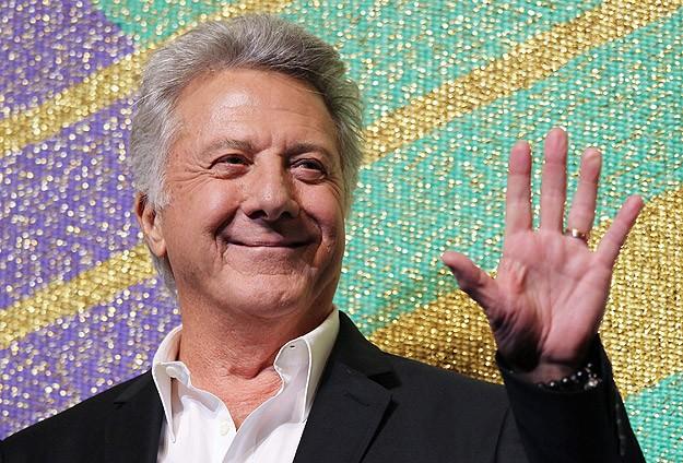Dustin Hoffman kansere yakalandı