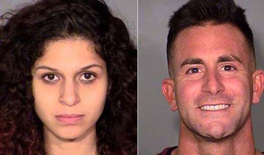ABD'de genç çift dönme dolapta seks yaptı