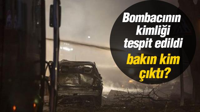 Ankara'yı kana bulayan saldırganın kimliği belli oldu
