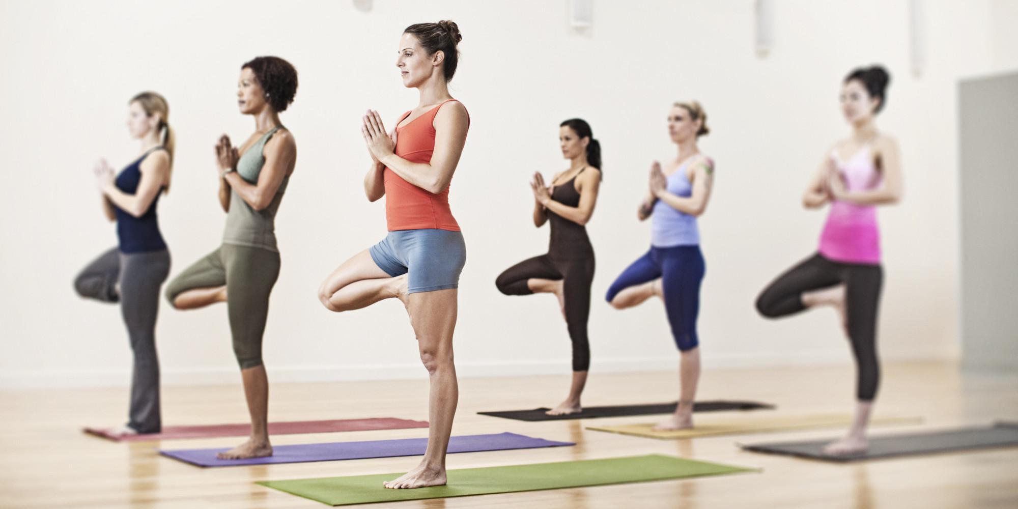 Hamilelikte yoga çok önemli!