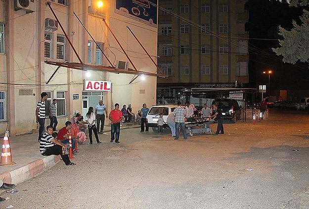 Gaziantep'te kardeş kavgası
