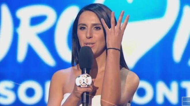 O sanatçıdan Eurovision birincisi Jamala'yla düet müjdesi!