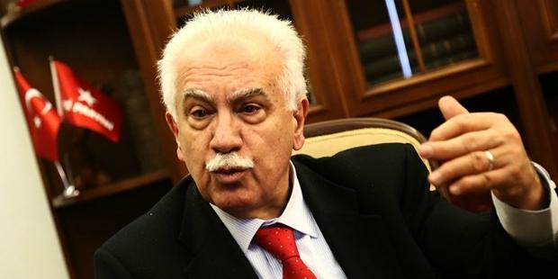 """Perinçek'ten Babacan iddiası: """"Bize Eylül'e kadar müsaade edin, Erdoğan'ı etkisiz hale getireceğiz"""""""