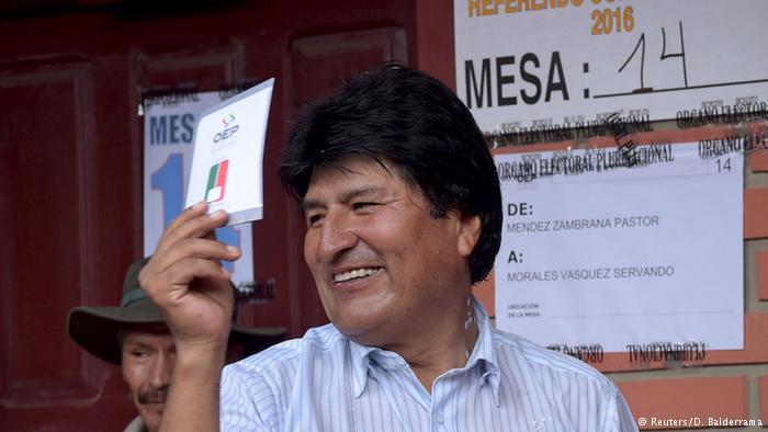 Bolivya'dan 'ABD ile mücadele için devrim' çağrısı