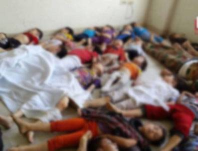 Suriye'de kimyasal silah kullanımı: 5 tespit, 7 araştırma