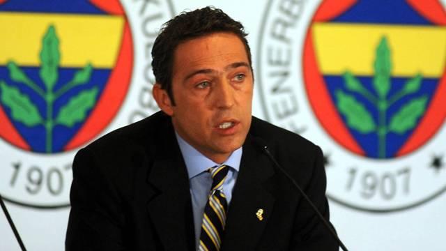Ali Koç'a Fenerbahçe yolu açıldı
