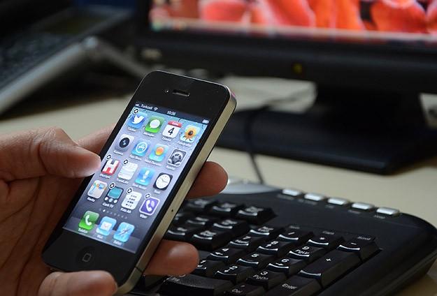 Cep telefonuyla ocak televizyon çalıştırılabilecek