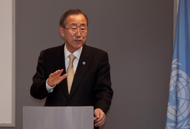 BM Genel Sekreteri Ban Ortadoğu turuna çıkıyor
