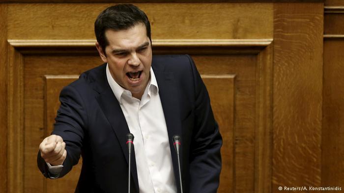 Tsipras'tan Avrupa Birliği'ne veto tehdidi