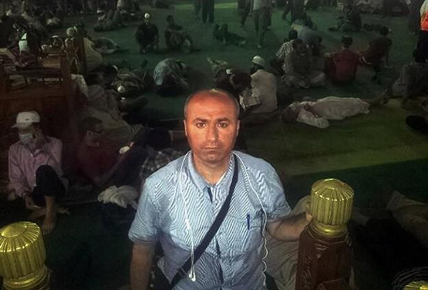 El-Feth Camisi'nde gergin bekleyiş