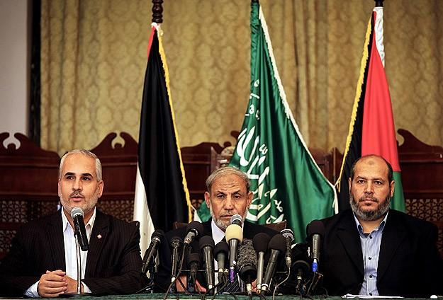 """Hamas: """"Mısır'ın iç işleri konusunda taraf olmayacağız"""""""