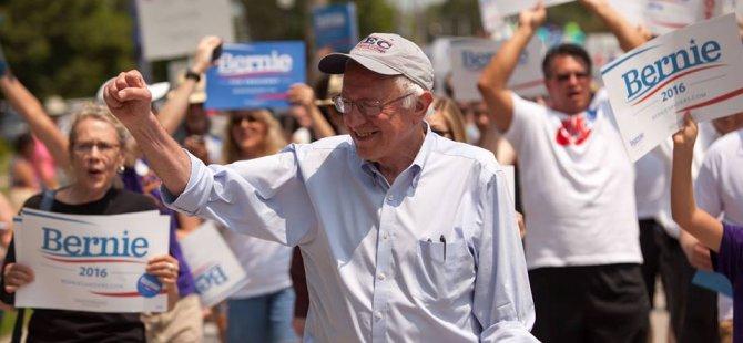 Politico/Morning: Sanders 2020'deki başkanlık seçiminde Trump'ı geçebilir