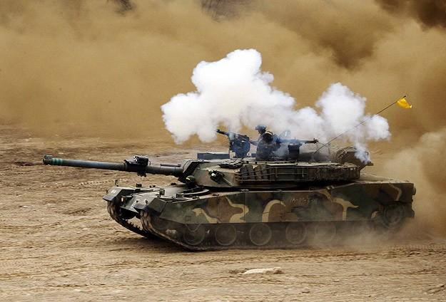 Güney Kore ile ABD ortak askeri tatbikatlara başladı