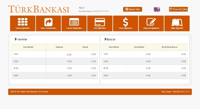 """Türk Bankası """"Dijital Bankacılık""""ta yeni döneme geçti"""