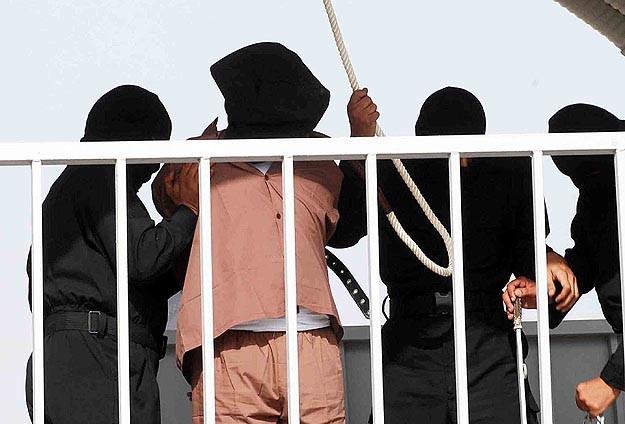 Irak'ta 17 kişi idam edildi