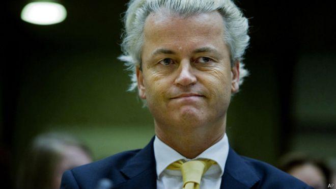 Hollandalı aşırı sağcı lider Wilders mahkemeye çıkacak