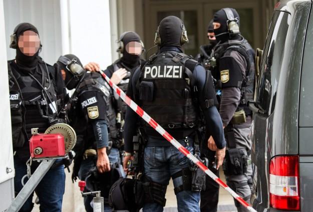 Almanya'daki rehine eylemi sona erdi