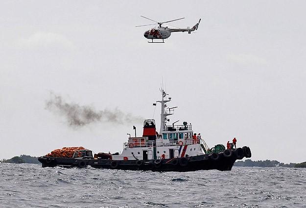Hint Okyanusu'nda tekne battı
