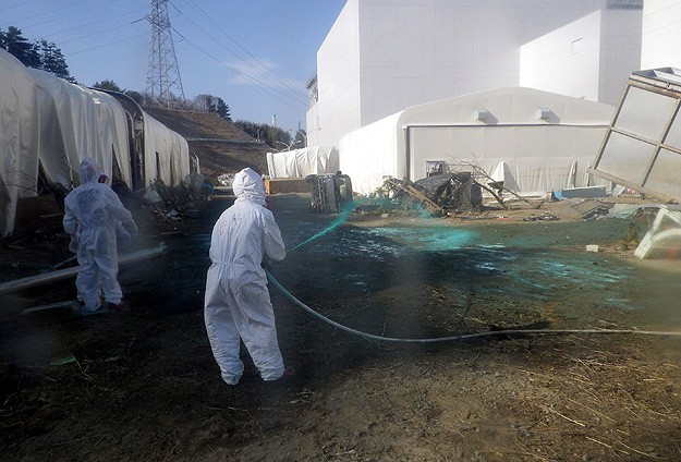 Fukuşima'da radyoaktif sızıntı