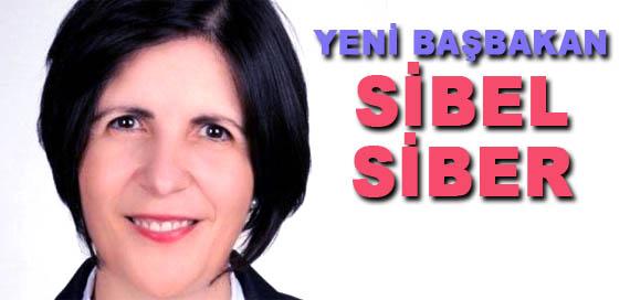 Yeni Başbakan: Sibel Siber