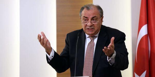 """""""Demokrasiye Destek Mitingine"""" Türkiye Başbakan Yardımcısı Tuğrul Türkeş de katılıyor."""