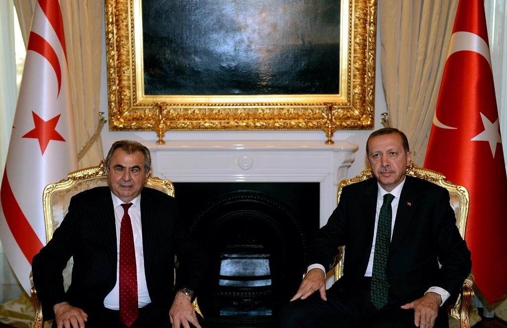 Küçük, Erdoğan ile Görüştü