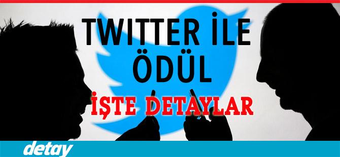 Twitter ile takibe başla kazan
