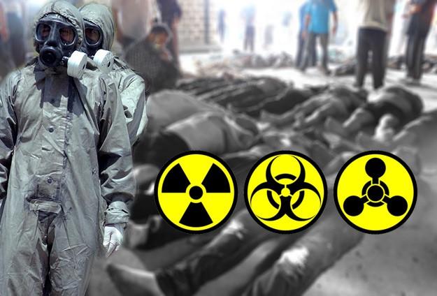 Hitler, Saddam ve Esed'in kullandığı sarin gazı nasıl öldürüyor?