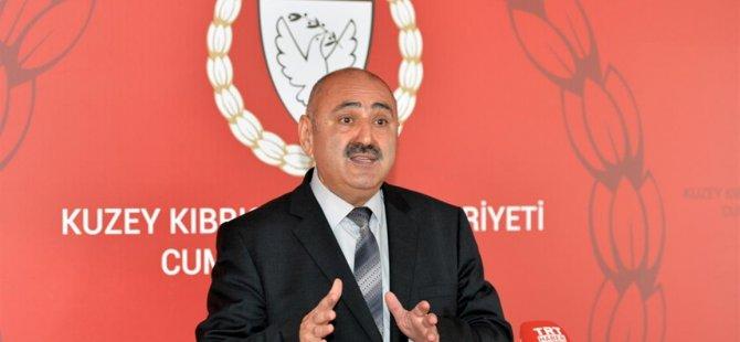 """Burcu, """"Cumhurbaşkanı'nın elindeki yetkiler keyfi değil"""""""